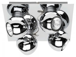lampa sufitowa BRITOP Lighting SERGIO LED 4 chrom