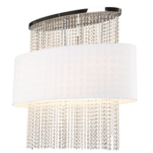 Lampa sufitowa SPOT Light WATERFALL do salonu